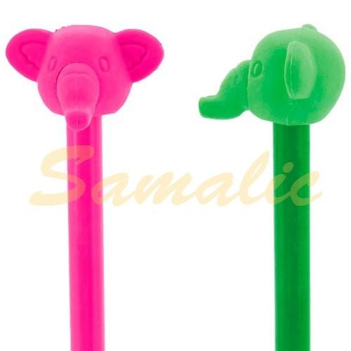 SET LAPICES CON GOMA ELEPHANT PACK 4 PCS REGALO REF A396 CIFRA