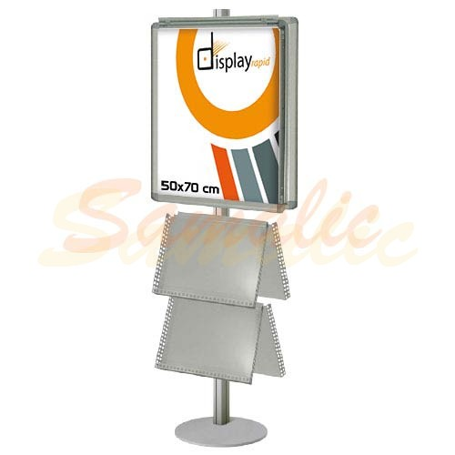 MENU BOARD 50X70 DOBLE REF H281 CIFRA