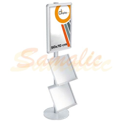 MENU BOARD 500X700 MM SIMPLE REF H280 CIFRA