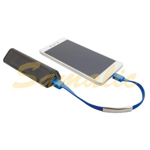 PULSERA CONECTOR MICRO USB PROMOCIONAL REF Z876 CIFRA