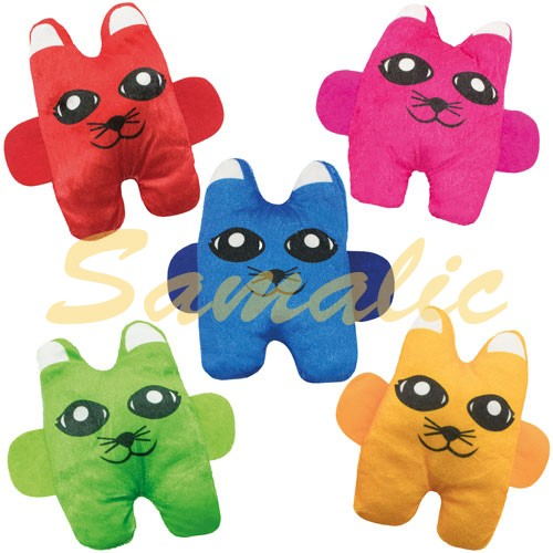 PELUCHE MIMO 1 PACK DE 5 UNIDADES REF T447 CIFRA