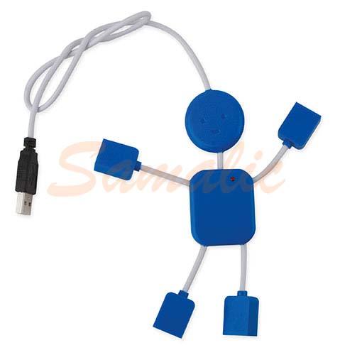 PUERTO 4 USB MAN REF Z786 CIFRA
