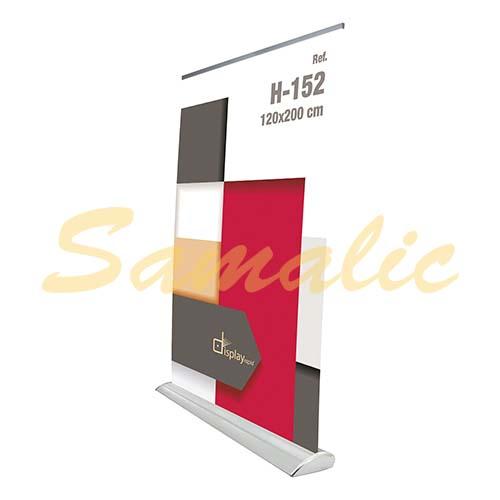 ROLL UP STABLE 120CM PROMOCIONAL REF H152 CIFRA
