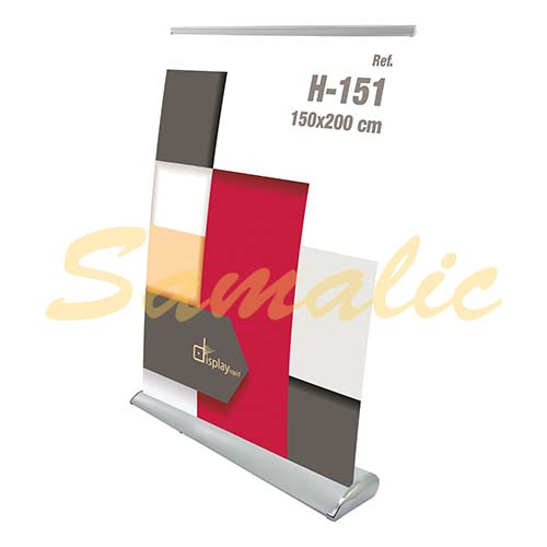 ROLL UP STABLE 150 CM REF H151 CIFRA