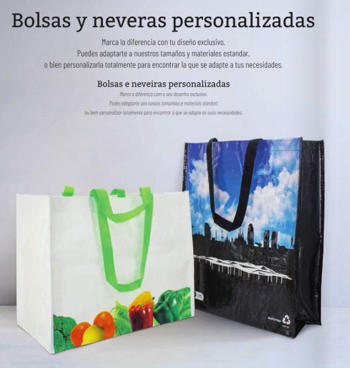 Bolsas personalizadas para la compra: lo que tu negocio necesita